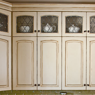 5 ways to update your cabinets on a budget for Door upper design