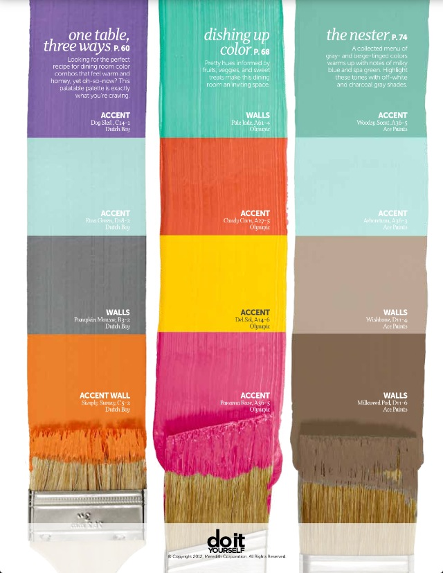 how to pick paint colors that go together