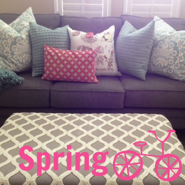decorating your daybreak home for spring